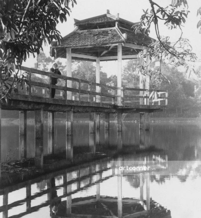 Bảo Lộc xưa - Đồng Nai lake - Hồ Đồng Nai - 1978