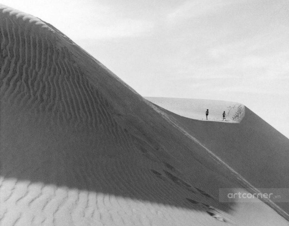 Phan Thiết xưa - Đồi cát Mũi Né - Mũi Né Sand Dunes - Phan Thiết - 1962