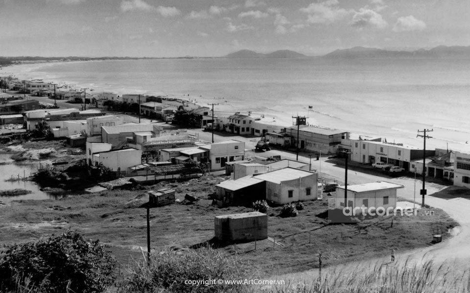 Vũng Tàu xưa - Bãi Sau - Back Beach - Vũng Tàu - 1962