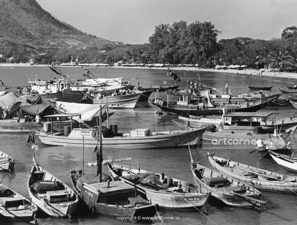 Vũng Tàu xưa - Bãi Trước - Front Beach - Vũng Tàu - 1963