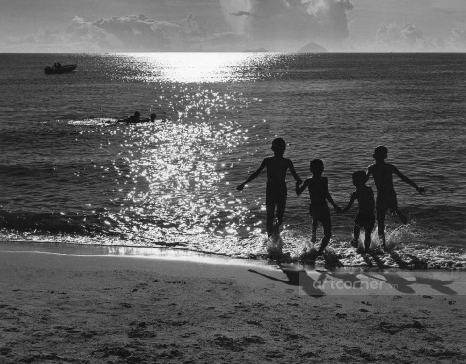 Nha Trang xưa - Nha Trang Beach - Biển Nha Trang - 1962