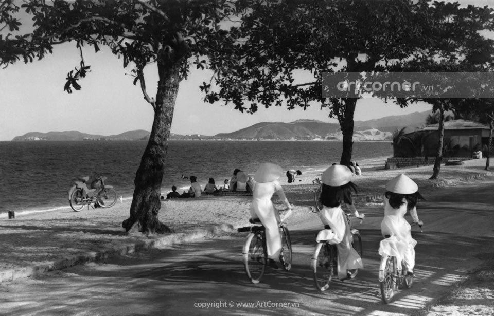 Nha Trang xưa - Nha Trang Beach - Biển Nha Trang - 1965