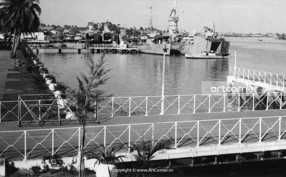 Sài Gòn xưa - Sài Gòn Port - Cảng Sài Gòn - 1960s