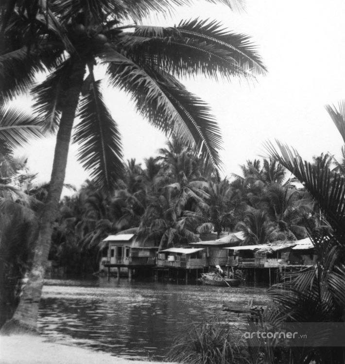 Nha Trang xưa - Cảnh miền quê - Countryside beauty - Nha Trang - 1960