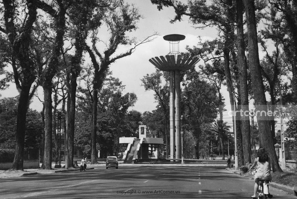 Sài Gòn xưa - International Square - Công trường Quốc tế - Sài Gòn - 1969