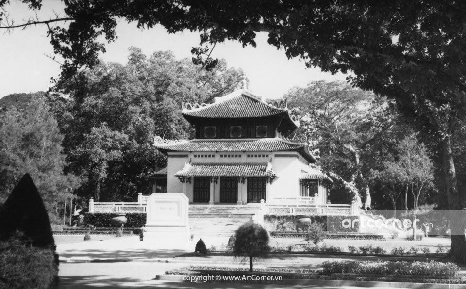 Sài Gòn xưa - King Hùng Temple - Đền Hùng Vương - Sài Gòn - 1957