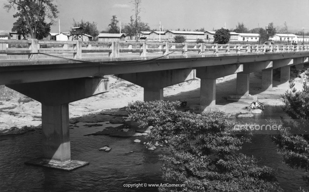 Nha Trang xưa - Đường phố Nha Trang - Street scene in Nha Trang - 1968