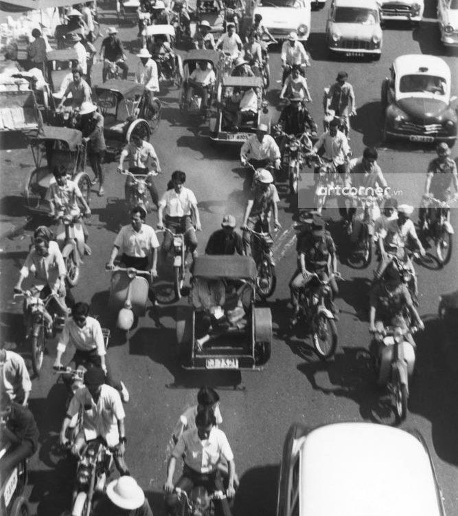 Sài Gòn xưa - Sài Gòn streets - Đường phố Sài Gòn - 1968
