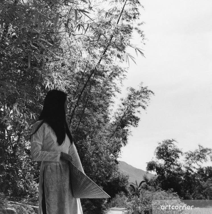 Nha Trang xưa - Gái quê - Village ladies - Nha Trang - 1970