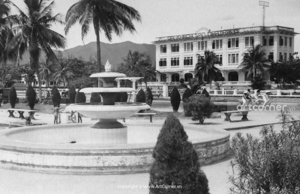 Nha Trang xưa - Grand Hotel - Đại Khách Sạn Nha Trang - 1962