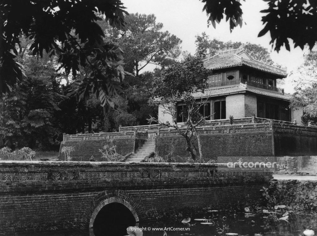 Huế xưa - Lăng Minh Mạng - Tomb of Minh Mạng - Huế - 1961