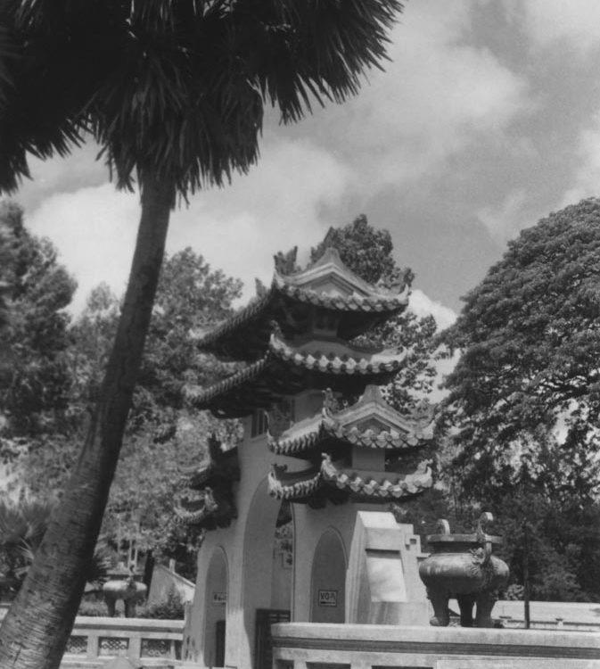 Sài Gòn xưa - General Lê Văn Duyệt mausoleum - Lăng Tả quân Lê Văn Duyệt - Sài Gòn - 1965