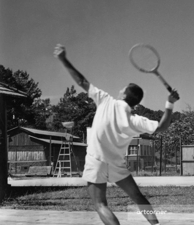 Đà Lạt xưa - Sports Club - Câu Lạc Bộ Thể Thao - Đà Lạt - 1965