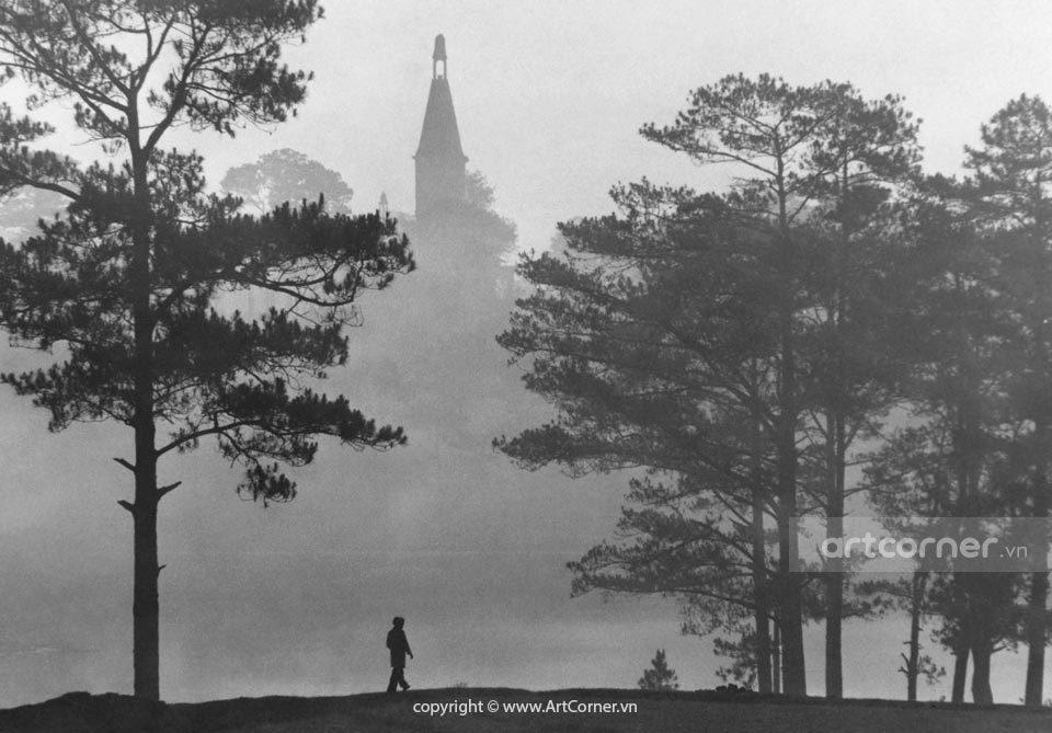 Đà Lạt xưa - A City Hidden Inpine Forests - Thành Phố Giữa Rừng Thông - Đà Lạt - 1973