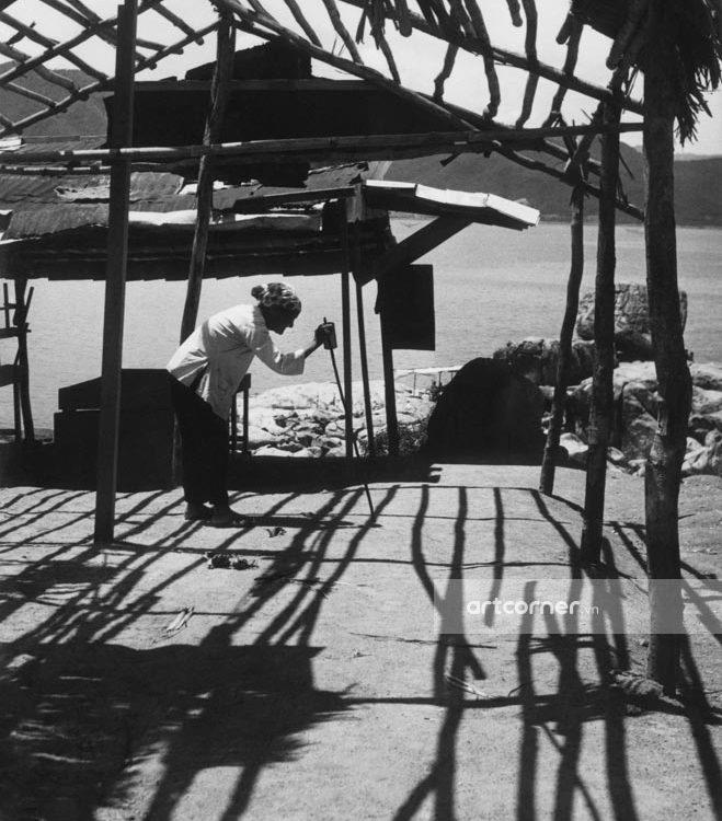 Nha Trang xưa - Quê nghèo - Countryside - Nha Trang - 1958