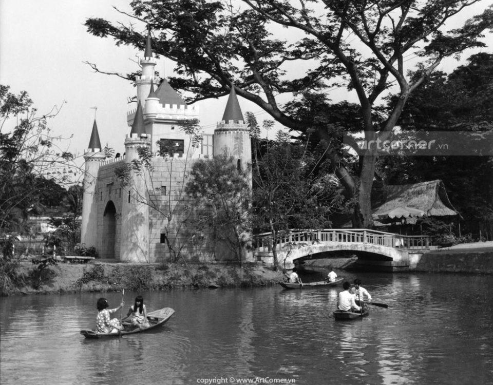 Sài Gòn xưa - Zoo and Botanical Garden - Thảo Cầm Viên - Sài Gòn - 1963