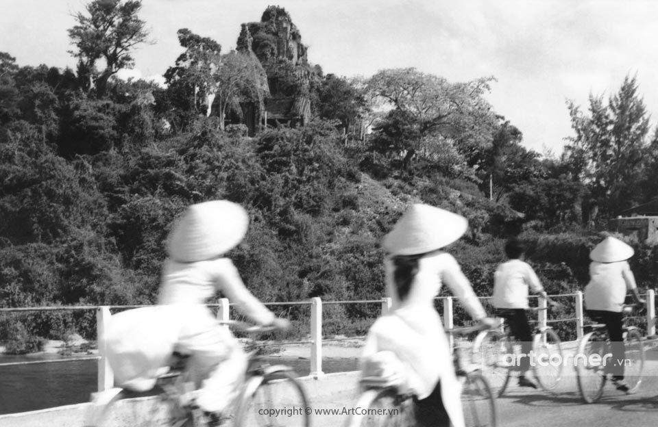 Nha Trang xưa - Tháp Bà - Po Nagar temple - Nha Trang - 1957