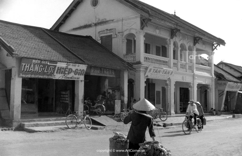 Ninh Thuận xưa - Tháp Chàm - Ninh Thuận - 1957