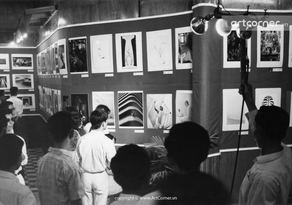 Sài Gòn xưa - Exhibition of artistic photos - Triển lãm ảnh nghệ thuật - Sài Gòn - 1960s