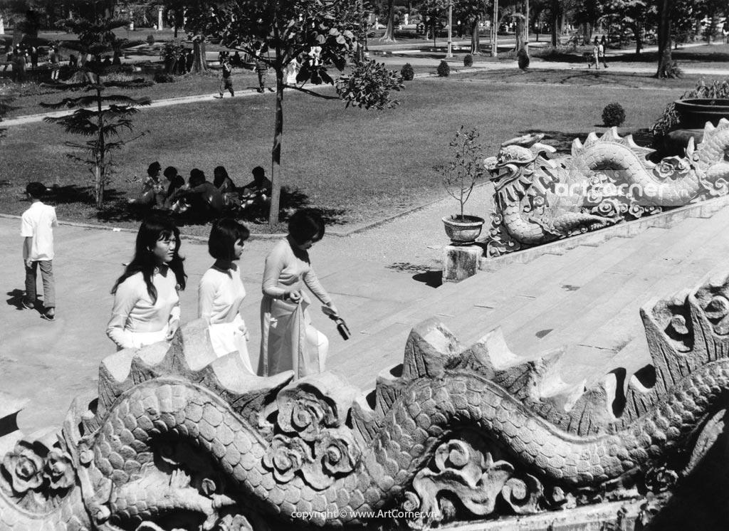 Sài Gòn xưa - King Hùng Temple - Đền Hùng Vương - Sài Gòn - 1962