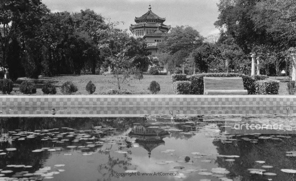 Sài Gòn xưa - The National Museum - Viện Bảo tàng - Sài Gòn - 1961
