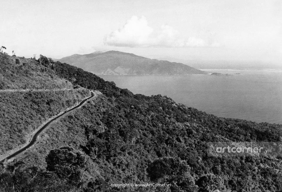 Huế xưa - Đèo Hải Vân - Hải Vân Pass - 1961