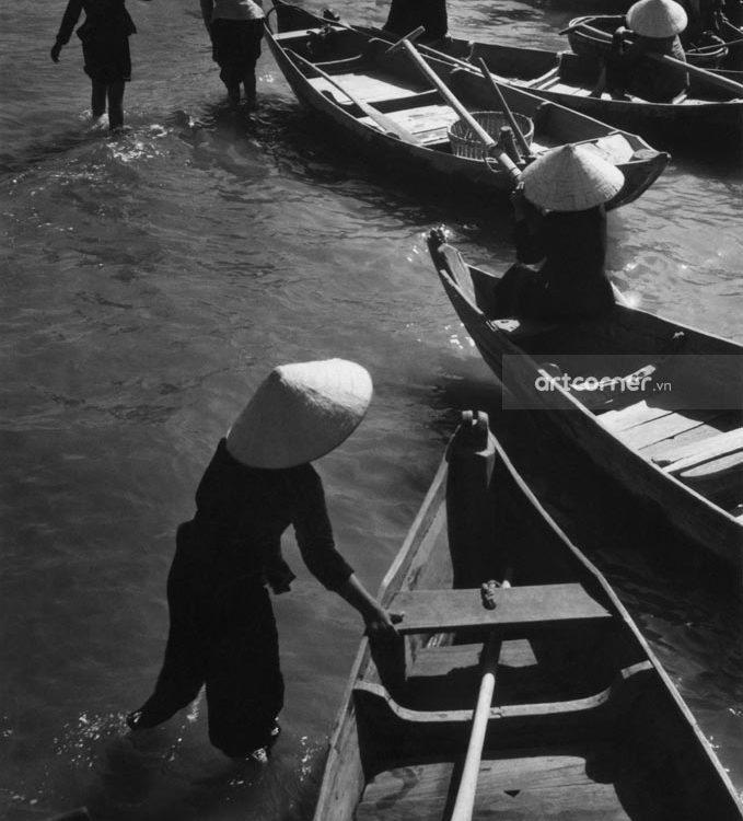 Nha Trang xưa - Bến cá - Nha Trang - 1959