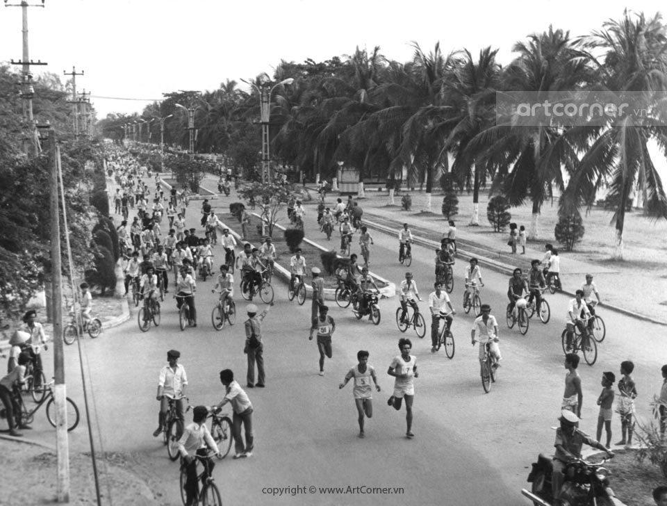 Nha Trang xưa - Thi thể thao ở biển Nha Trang - 1979