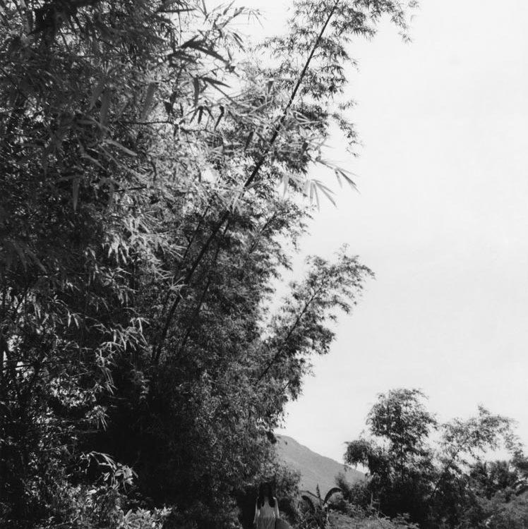 Nha Trang xưa - Con đường làng - Nha Trang - 1970