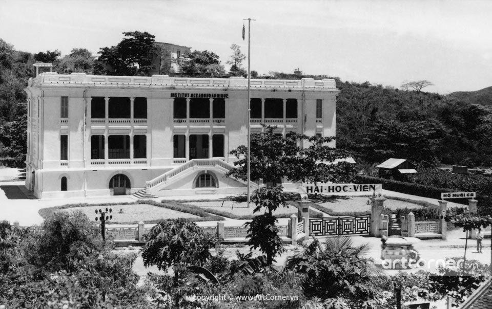 Nha Trang xưa - Hải Học Viện - Nha Trang - 1961