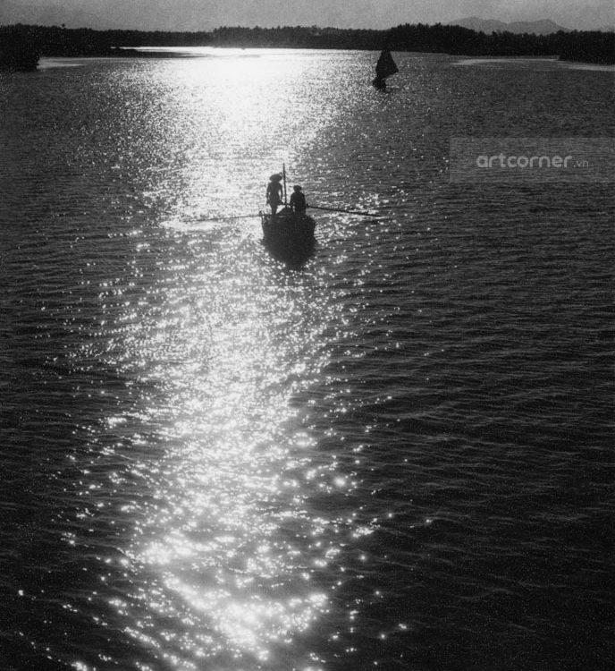 Nha Trang xưa - Lênh đênh dưới nắng chiều - Nha Trang - 1959