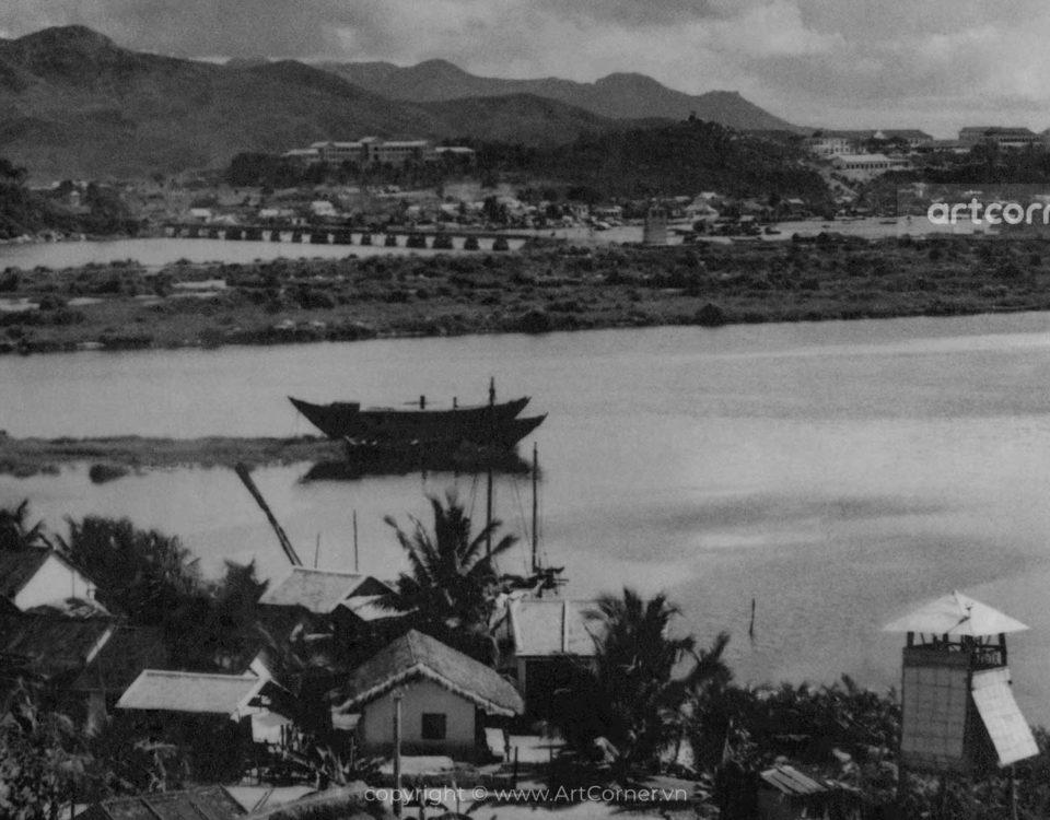 Nha Trang xưa - Toàn cảnh Nha Trang xưa - 1950s