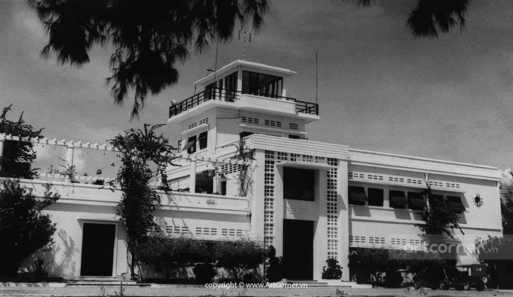 Nha Trang xưa - Sân bay Nha Trang - Nha Trang airport - 1967