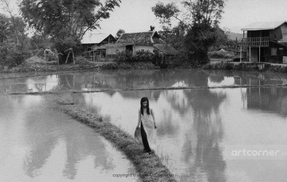 Nha Trang xưa - Thôn nữ Việt Nam - Nha Trang - 1969