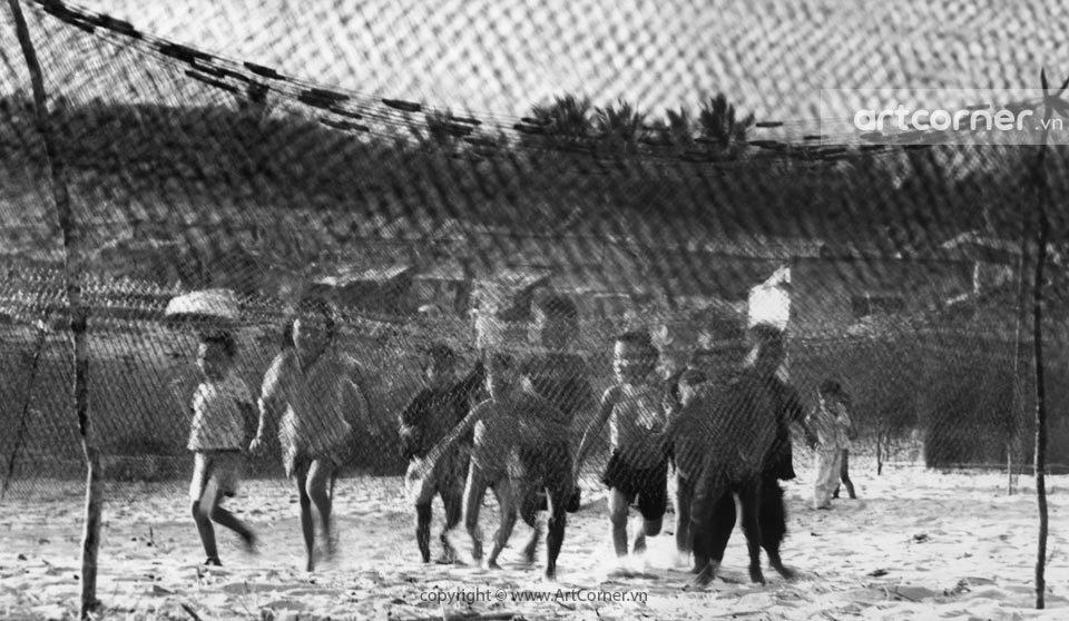 Nha Trang xưa - Trẻ quê - Nha Trang - 1962