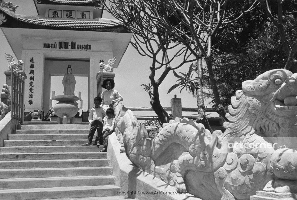 Nha Trang xưa - Giác Hải Tự - Khánh Hòa - 1968