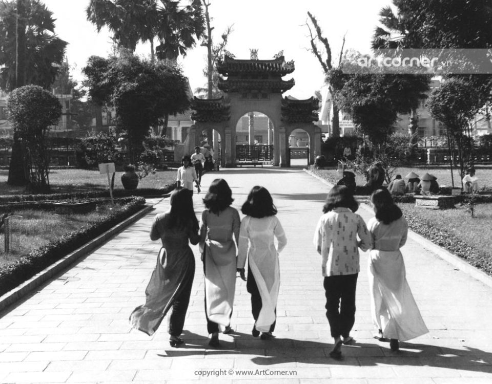 Sài Gòn xưa - Lăng Tả quân Lê Văn Duyệt - General Lê Văn Duyệt mausoleum - Sài Gòn - 1968