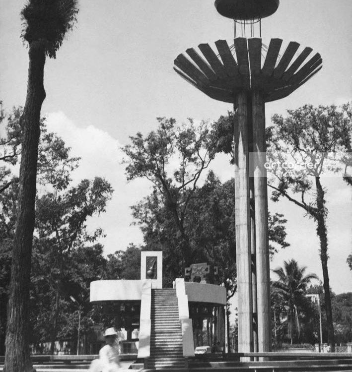 Sài Gòn xưa - Hồ Con Rùa - Turtle Lake - Sài Gòn - 1969