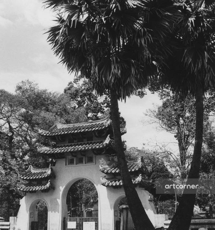 Sài Gòn xưa - Lăng Tả quân Lê Văn Duyệt - General Lê Văn Duyệt mausoleum - Sài Gòn - 1965