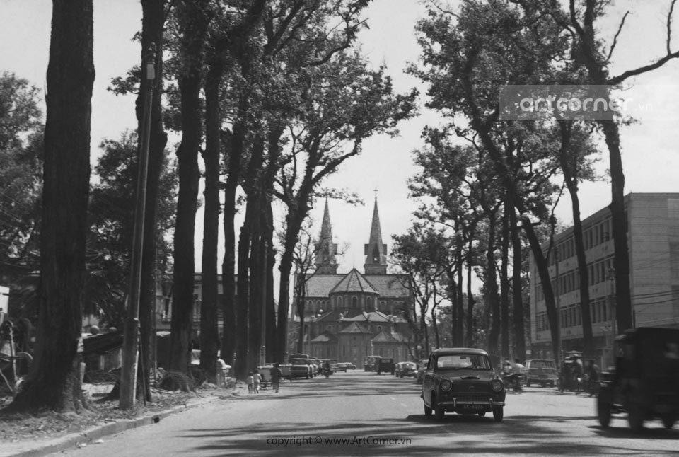Sài Gòn xưa - Đường phố Sài Gòn - Sài Gòn streets - 1967