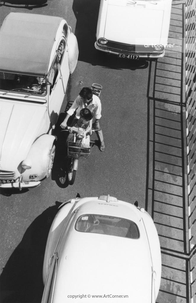 Sài Gòn xưa - Đường phố Sài Gòn - Sài Gòn streets - 1968