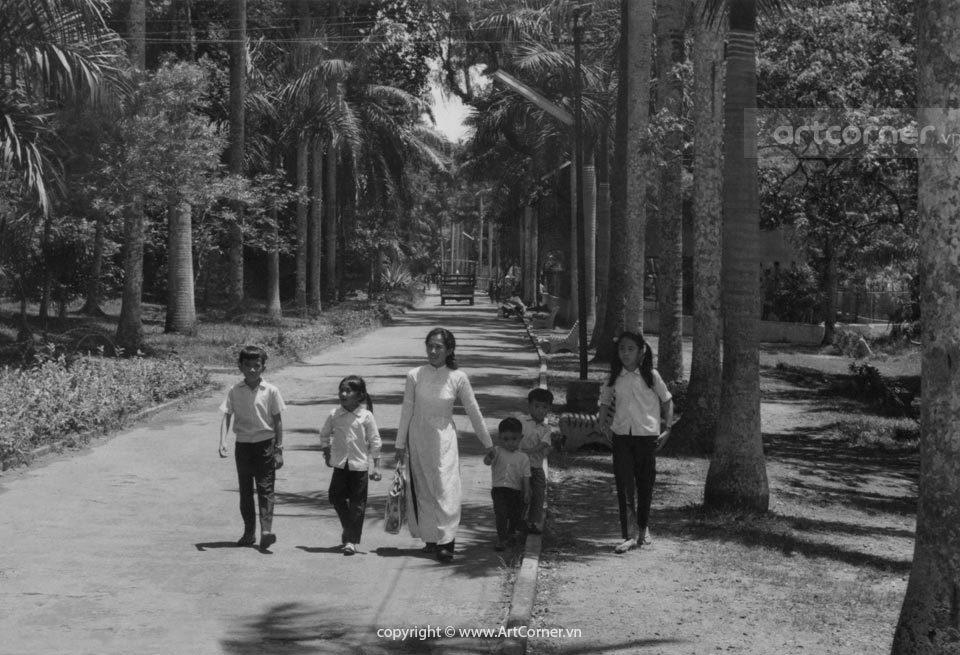 Sài Gòn xưa - Thảo Cầm Viên - Zoo and Botanical Garden - Sài Gòn - 1969