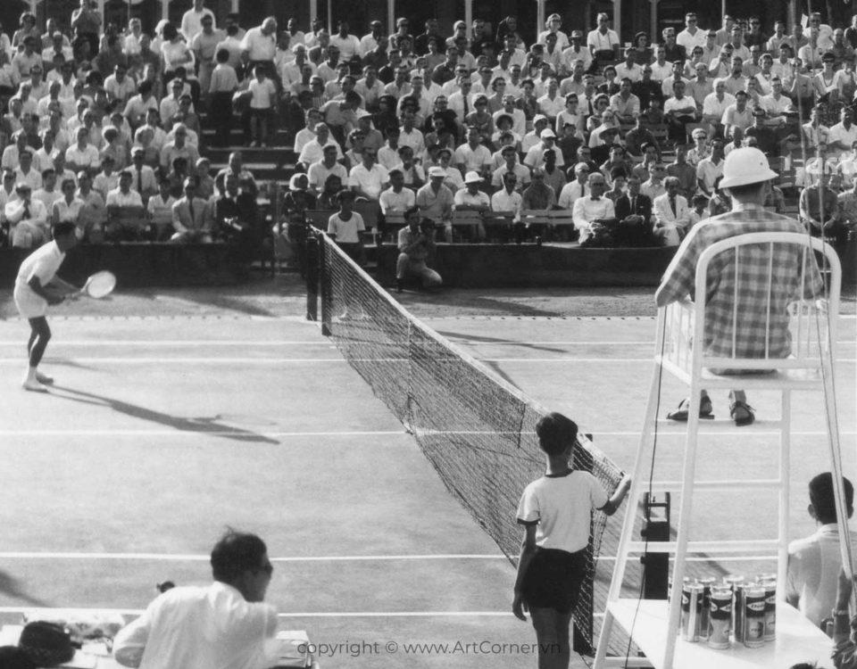 Sài Gòn xưa - Câu lạc bộ Thể thao Sài Gòn - Cercle Sportif Saïgonnais - 1960s